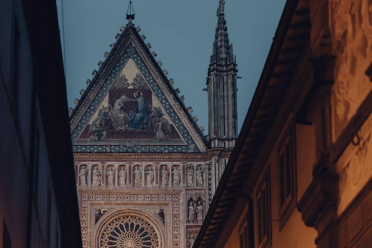 Fotografo di Matrimonio a Orvieto